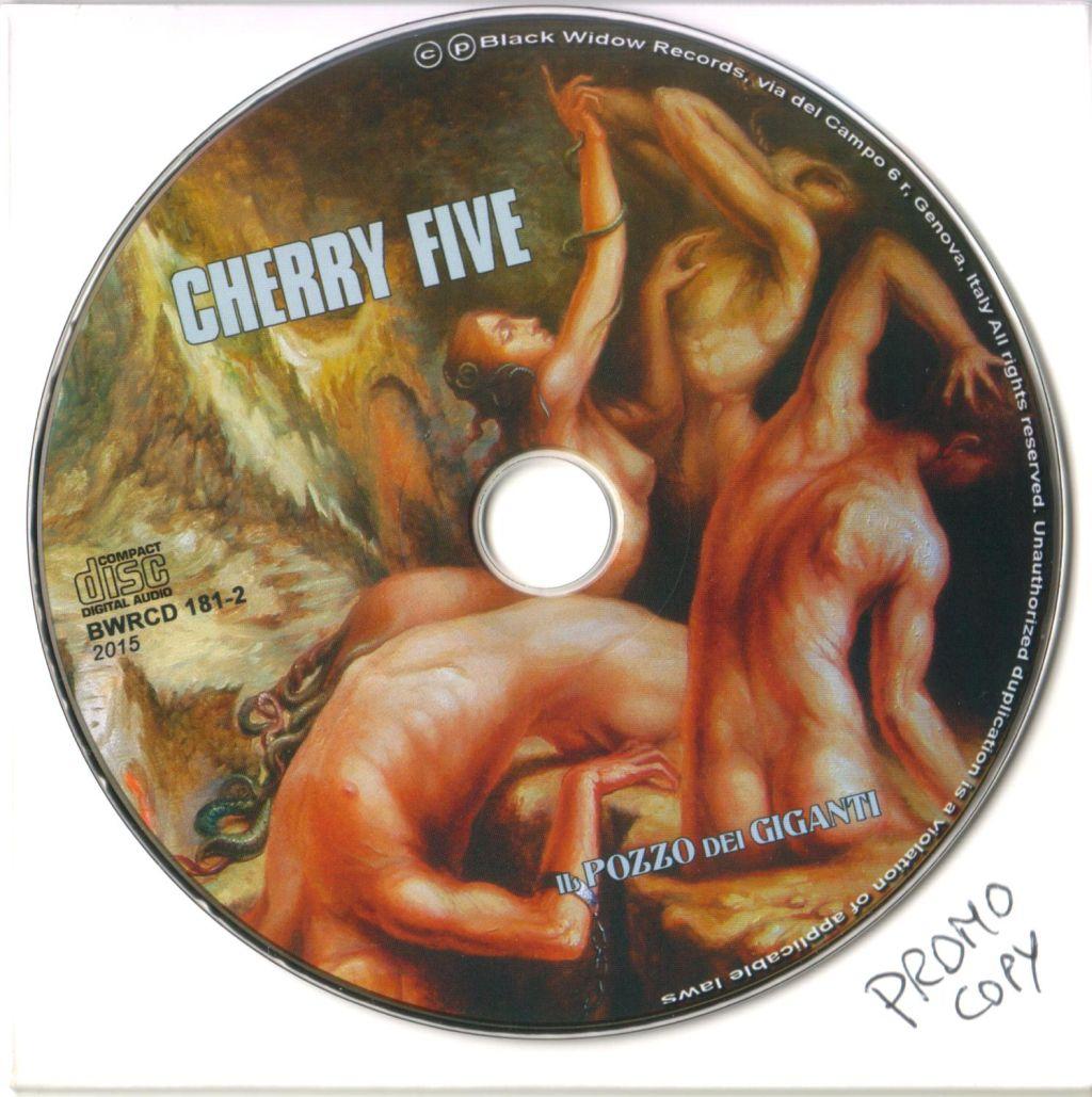 cd promo cherry five