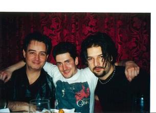Il mio primo incontro con Claudio Simonetti