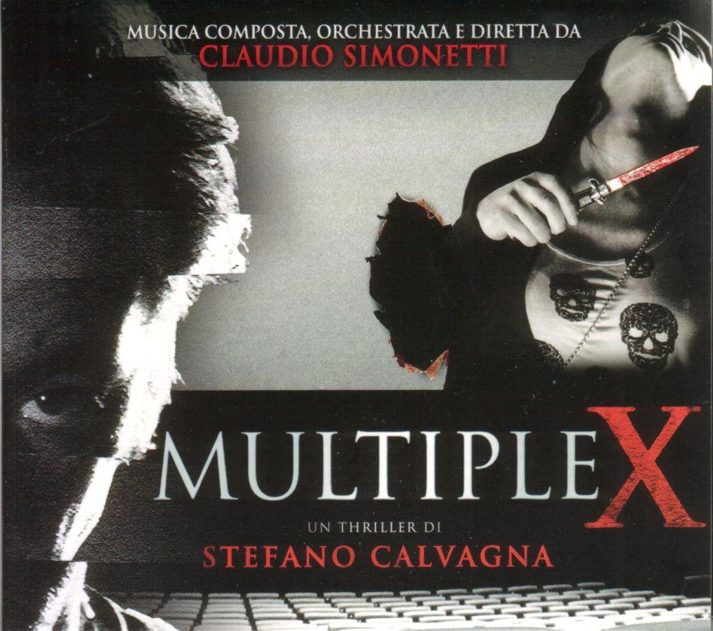 Multiplex il nuovo Cd di Claudio Simonetti