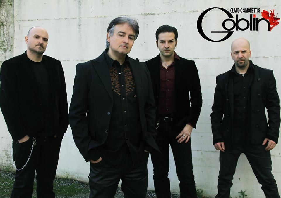 Claudio Simonetti's Goblin Tour 2015
