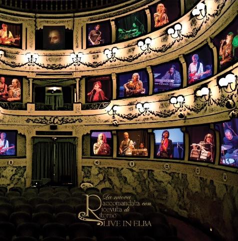 Nuovo CD e Vinile del  Live in Elba