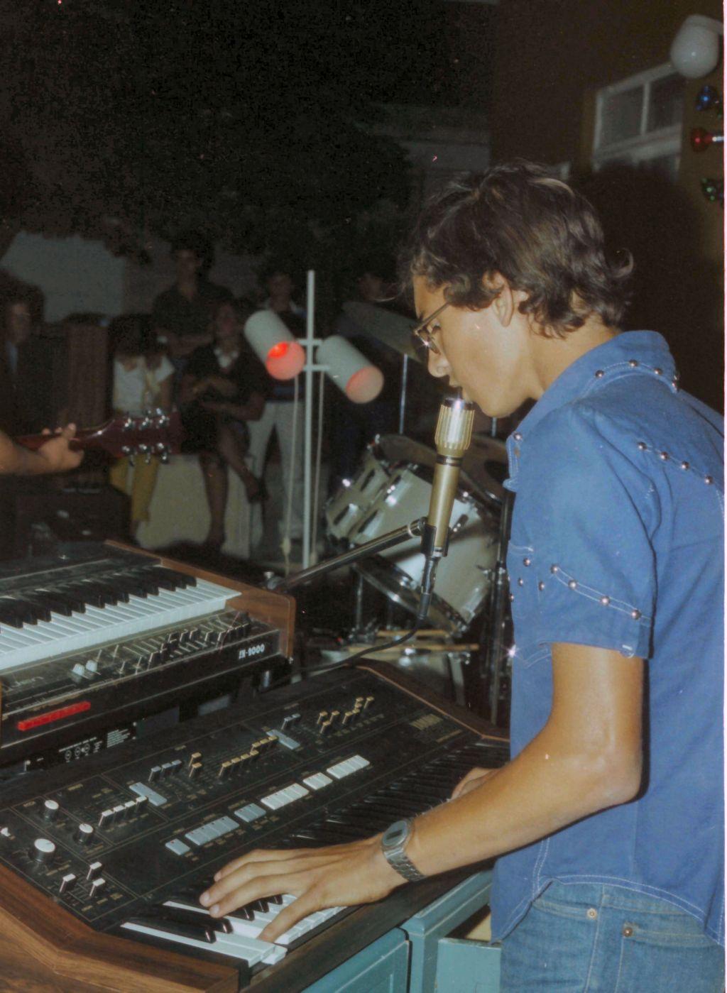La prima tastiera