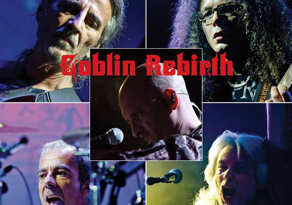 GOBLIN REBIRTH – ALIVE ( Box + Lp )