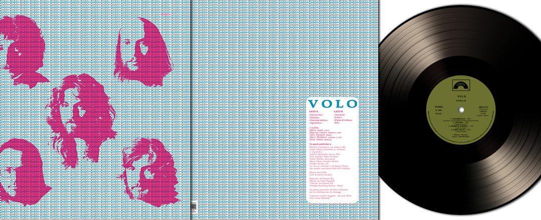 VOLO RISTAMPA IN VINILE ( LP )