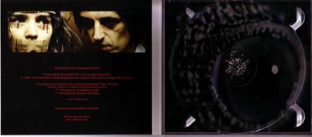 Opera Cd Digipack interno