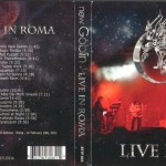 CD LIVE IN ROMA CANADESE
