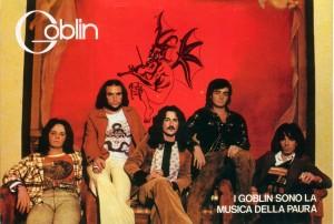 Goblin Foto Promo 1976