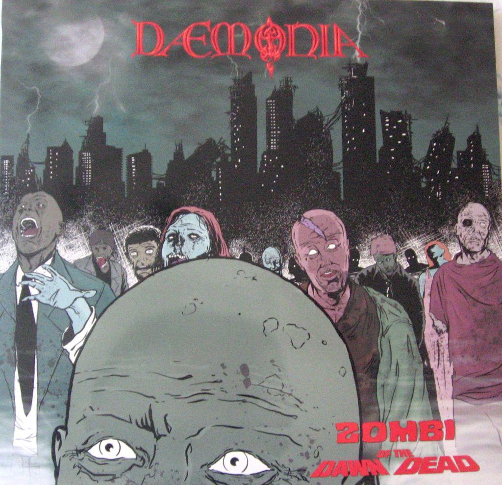 Zombi Dawn of the Dead rivisitata da Daemonia