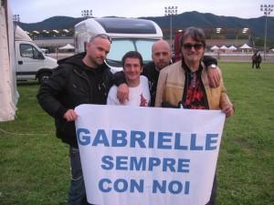 Con i Simonetti Project dedicato a Gabrielle Lucantonio