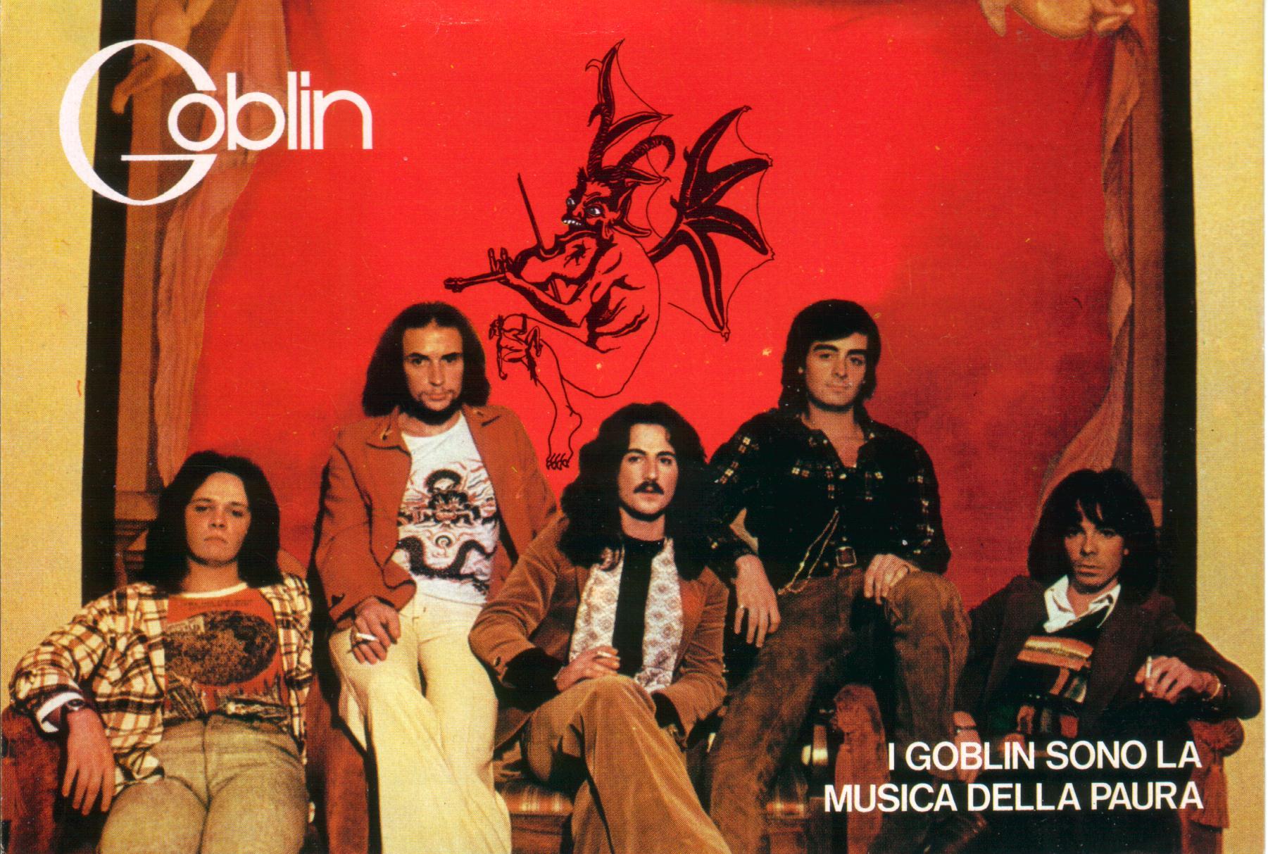 Goblin nel 1976