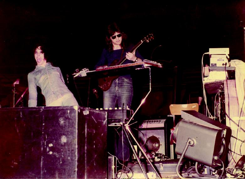 Luciano REgoli negli anni '70