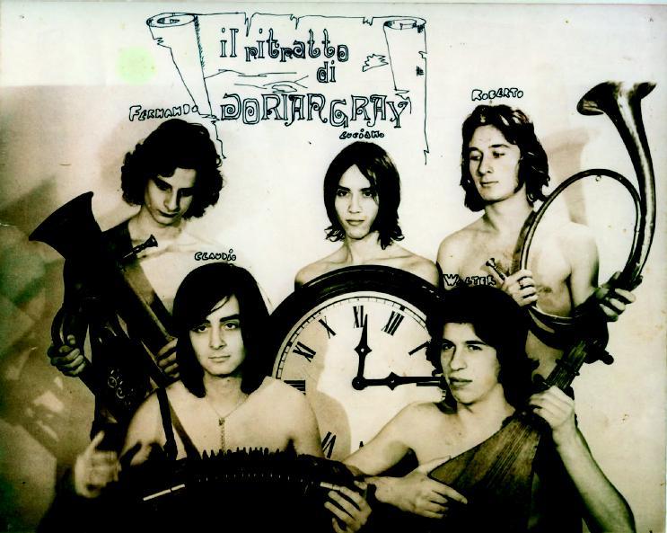 Ritratto di Dorian Gray Poster Promozionale