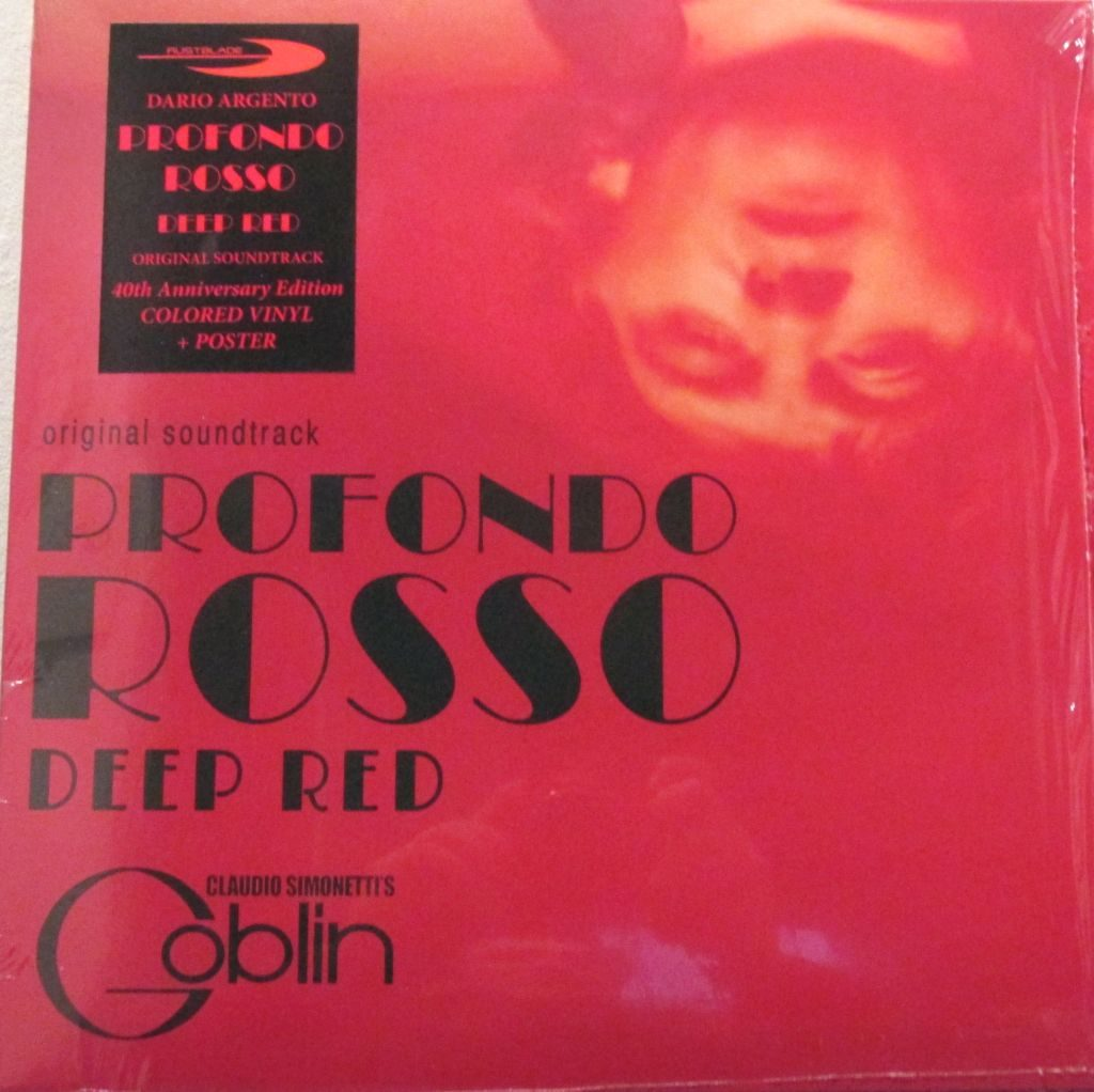deep red lp