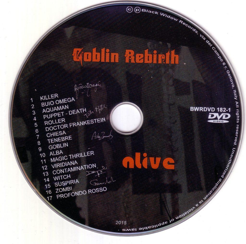 label dvd