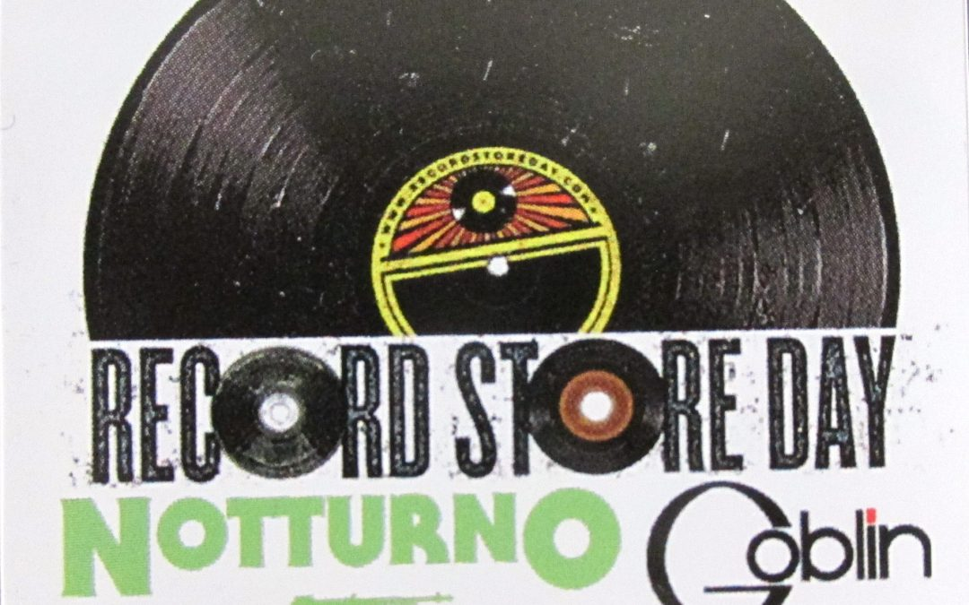 Notturno Record Store Day 2017