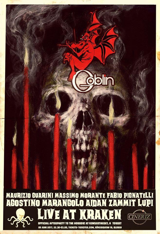 Goblin Tour 2017