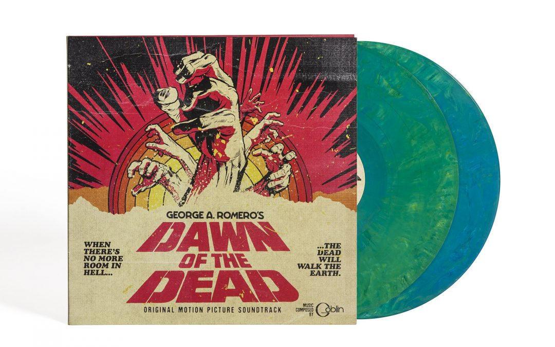 Zombi Limited Edition 2 Lp