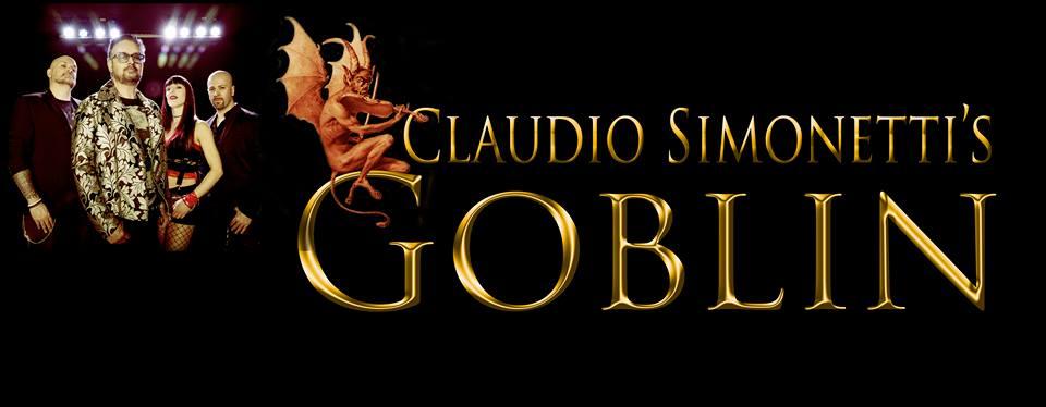 Claudio Simonetti's Goblin Tour 2018