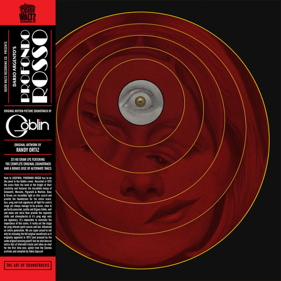 Deep Red Deluxe Edition 2 LP