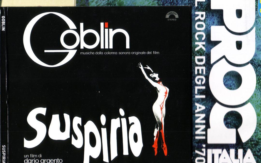 PROG ITALIA '70 ( Suspiria )