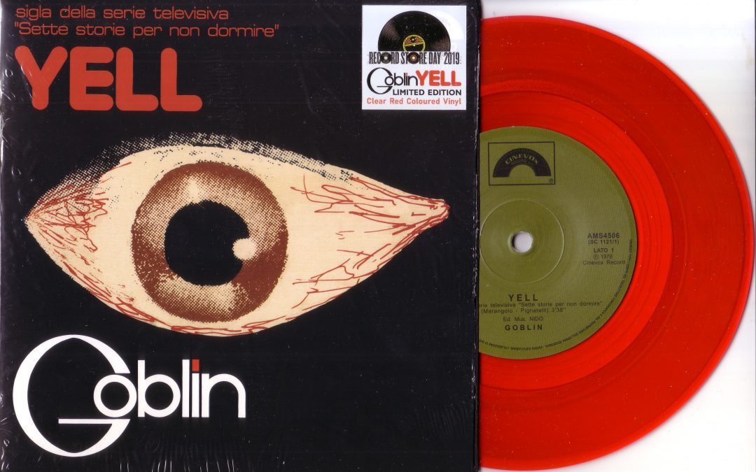 Yell –  Goblin – Record Store Day 2019