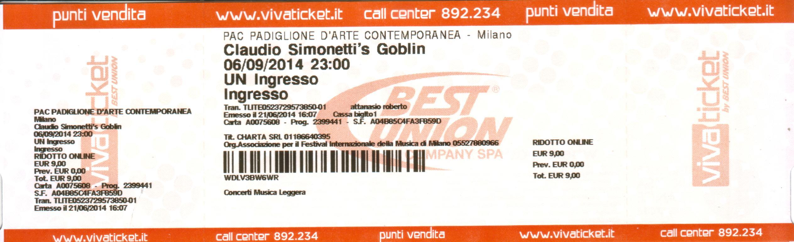 Claudio Simonetti's Goblin