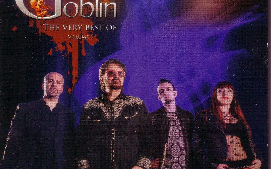 The Very Best Of Vol. 1- Claudio Simonetti's Goblin