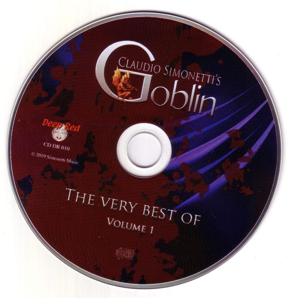 The Very Best Of Vol. 1 Claudio Simonetti's Goblin