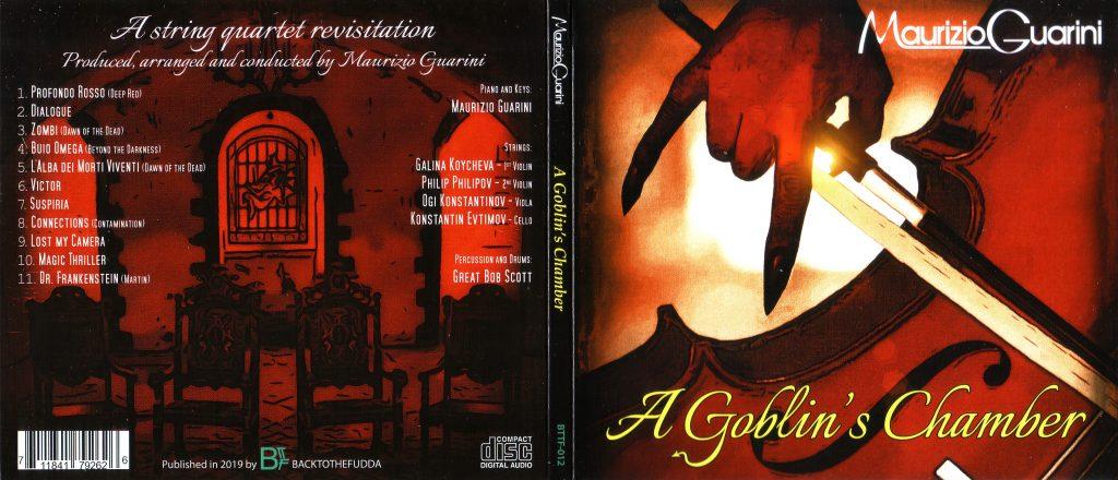 A Goblin's Chamber - Maurizio Guarini