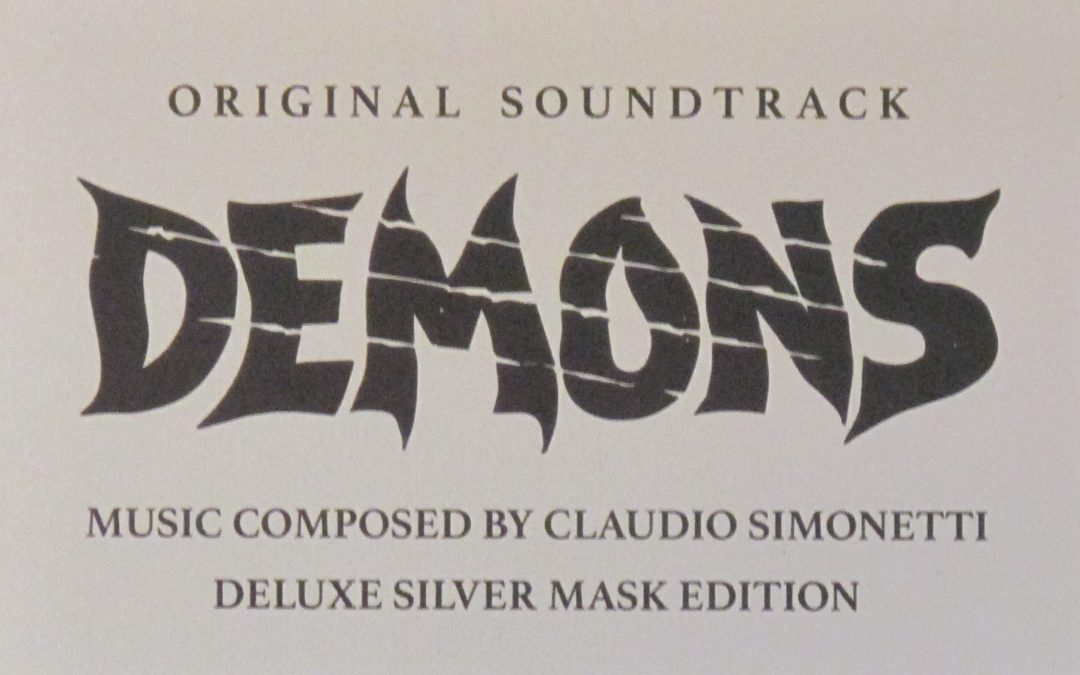 DEMONS – DELUXE SILVER MASK EDITION