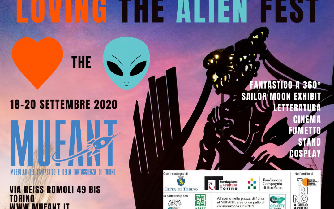 Loving The Alien Fest