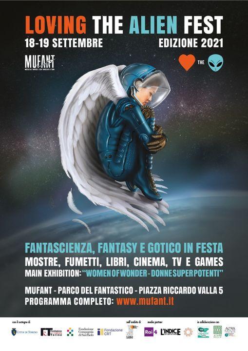 Loving The Alien Fest