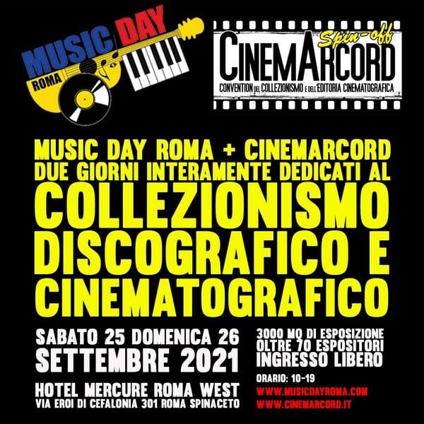 Music Day & Cinemarcord